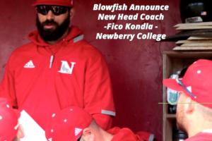 Blowfish Tab Kondla as Head Coach